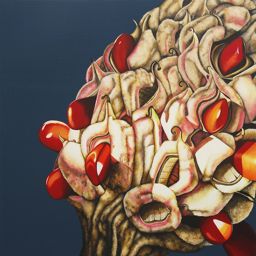 Ripe at Front Room Gallery November 7-December 28